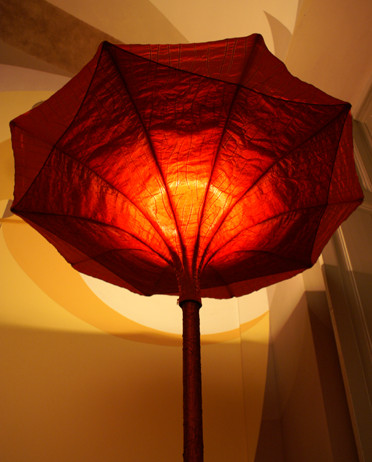 Lap Lua lamp design by KanguLUM