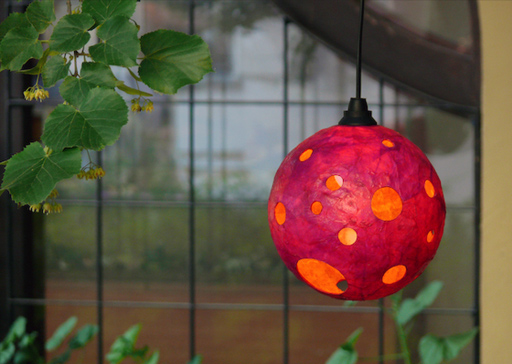 Pumpi lamp design by KanguLUM
